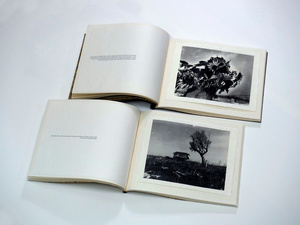 "The third photobook containing original gelatin silver prints of  ""In Silence and In Sorrow"""