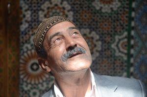 The Decendant. Meknes, Morocco