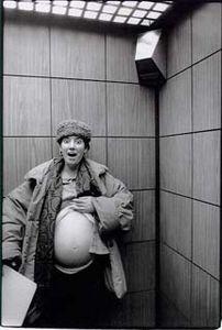Yo, 1992, © Sylvia Plachy