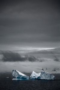Broken Iceberg © Camille Seaman