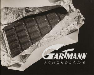 Gartmann Schokolade, 1937. Courtesy of Museum Fur Kunst und Gewerbe.