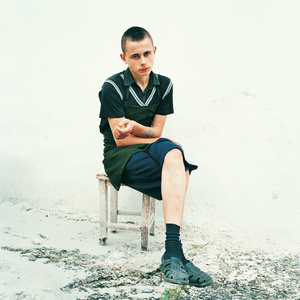 Sasha, Sentenced for Theft, Juvenile Prison for Boys, Ukraine 2010