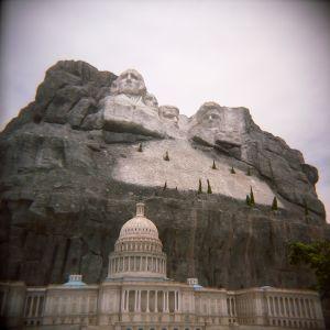 Capitol Mount Rushmore