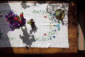 Still Life (Late Afternoon Flowers), 2011