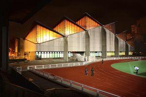 Complexe sportif Jules Ladoumègue, FRANCE 2007