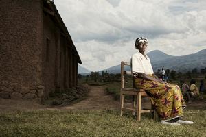"""Evidence of Resilience"" #6 Nyagimbibi Village, Rwanda"