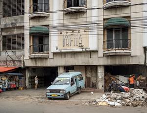 Hotel Repairs