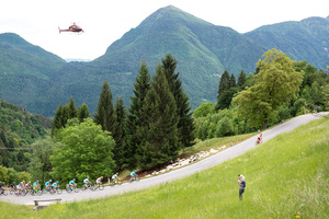 Stage: Trentino Alto Adige. Madonna di Campiglio. A high mountain stage with a challenging summit finish.