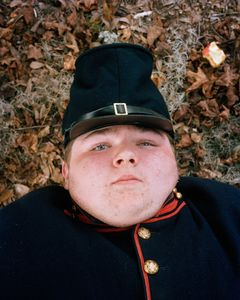 Randon Thomas, 4th New Hampshire, Died 432 Times                                              © Eliot Dudik