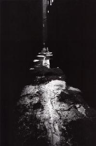 Alleyway, Hong Kong, 1958 © Shigeichi Nagano