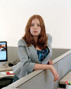 Angela Wolf, Online Video Department, 3:49, 2011 © Will Steacy