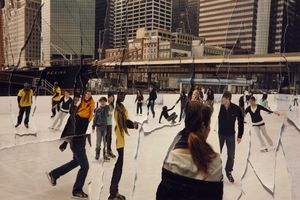 Time / Seaport Ice © John Clang