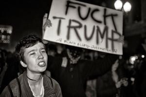 """Dear President-elect Trump :: Fuck (You) Trump"""