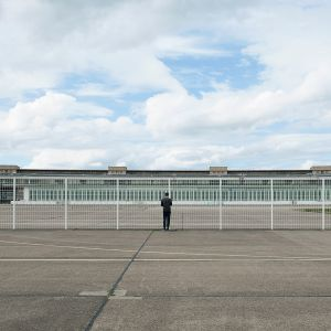 'Hope', from the series 'Tempelhof. Metamorphoses'   Berlin 2016