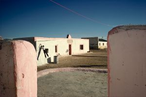 "Boquillas, Coahuila, 1979. From the book ""Alex Webb: La Calle (Aperture/Televisa Foundation, 2016)"