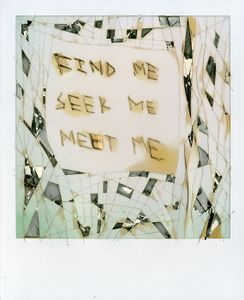 Find me, seek me, meet me © Mimi Youn