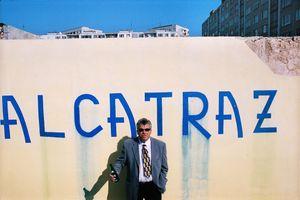 Owner of the pub Alcatraz in Kosice, 2004. © Andrej Balco