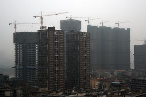 New residential towers, Changsha