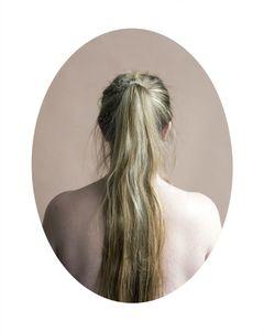 "Alyssa, from ""a modern hair study"" © Tara Bogart"