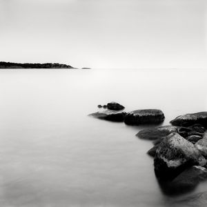 Calm Sea © Frang Dushaj