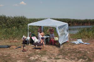 """Near Babadg, Delta of Danube - ROMANIA. From the series """"Where Europe ends"""" © Camilla De Maffei"""