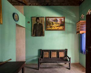 Interior, Huntap Pagerjurang village, Yogyakarta