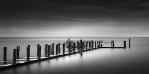 Texas City Dike - Fishing A Pier