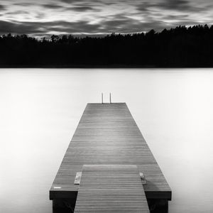 Lake Pier © Frang Dushaj