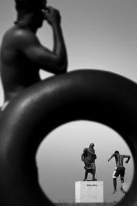 La Estatua © Eduardo Garcia