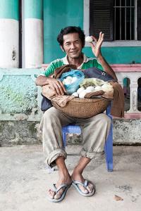 Doan Du, poultry farmer
