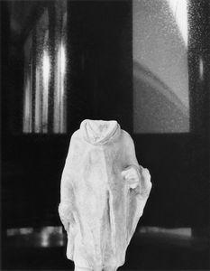 Blind Justice: detail (Roman statuette, Glyptotek, Copenhagen)
