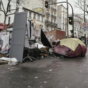 Avenue de Clichy 75018 Paris.