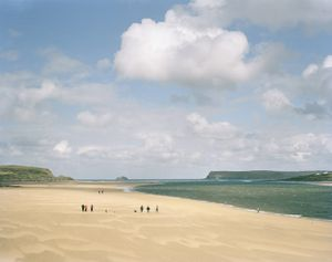 Camel Estuary, Padstow, Cornwall, 27 September 2007 © Simon Roberts