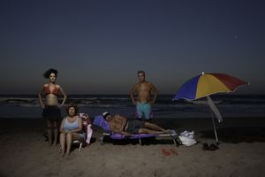 From the series Tribes, © Lucia Herrero. Honorable Mention, Lens Culture International Exposure Awards 2011
