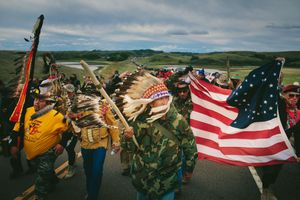 Protest on the Plains