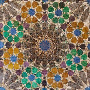 Alhambra Tile Study X                                   © Karen Strom