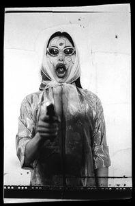 Delphina 2, 187 x 127 cm, 1993 © Jeff Cowen
