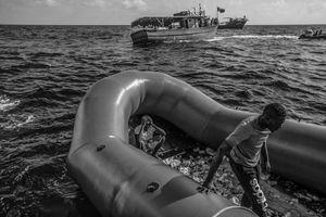 Libyan smugglers