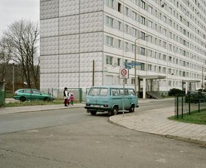 """aus der Serie """"Utopia"""" / Halle-Neustadt#9"""