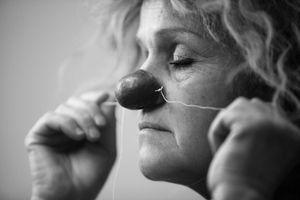 Gardi Hutter - Clown - La Chaux-de-Fonds 2010