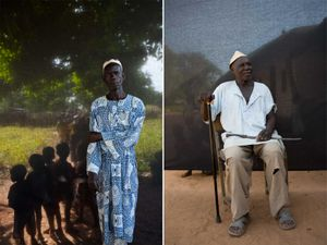 Traditional leaders  - the Gambia