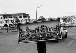Artists, Early Morning, Antananarivo 1992