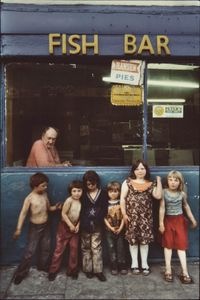 Penrhiwceibe, Famille Eyles, Southwales, 1979 © Stéphane Duroy, In Camera