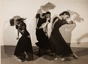 Barbara Morgan (1900-1992). We are three women/We are three million women, 1938. © Münchner Stadtmuseum, Sammlung Fotografie