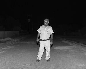 Officer Dino, Coober Pedy, Australia, 2016.
