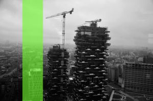 Only strips, Bosco verticale
