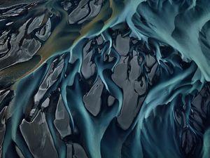 "From the photobook ""Water"" © Edward Burtynsky"