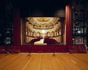Schlosstheater, Sanssoucis, Potsdam, 2012
