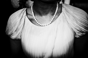 Woman with a Pearl Necklace, Tokyo 2016