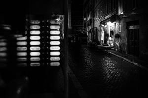 Neon noir reverie